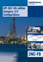 Brochure API 682 4th ed. Cat. 2/3 Configurations - 3NC-FB