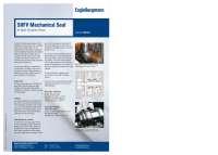 Solution: Mechanical seal SHFV for boiler circulation pumps